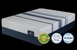 Serta iComfort Blue 100 Gentle Firm Mattress Image