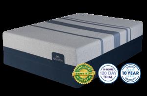 Serta iComfort Blue Max 1000 Cushion Firm Mattress Image