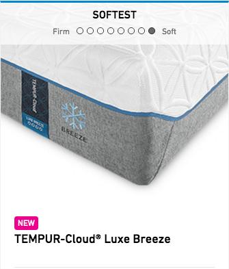 Tempurpedic Tempur-Cloud Luxe Breeze Mattress Image