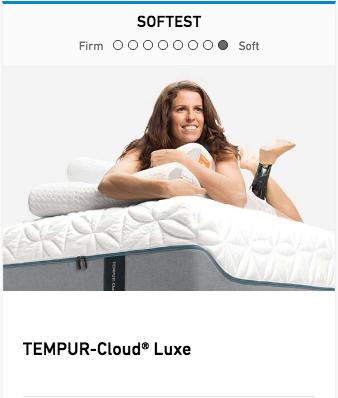 Tempurpedic Tempur-Cloud Luxe Image