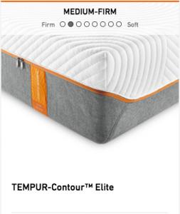 Tempurpedic Tempur-Contour Elite Mattress Image