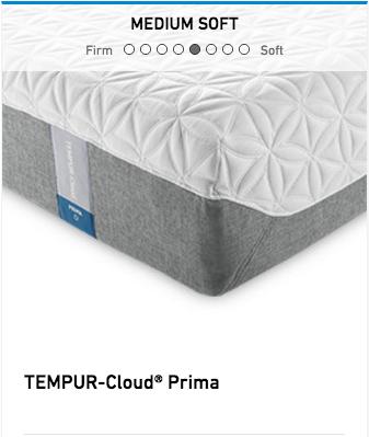 Tempurpedic Tempur-Cloud Prima Mattress Image