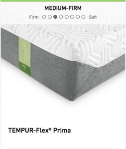 Tempurpedic Tempur-Flex Prima Mattress Image