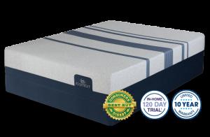 Serta iComfort Blue 300 Firm Mattress Image