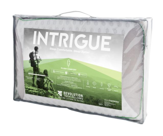 Intrigue Pillow Image
