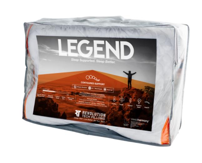 Legend Pillow Image