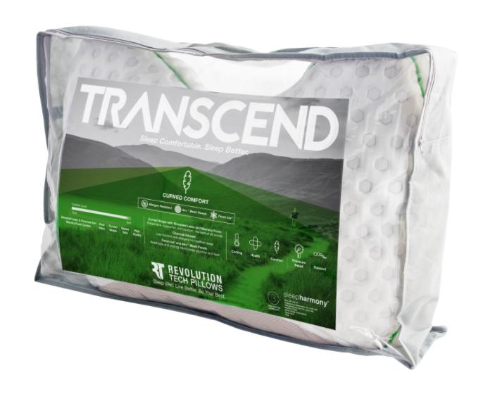 Transcend Pillow Image