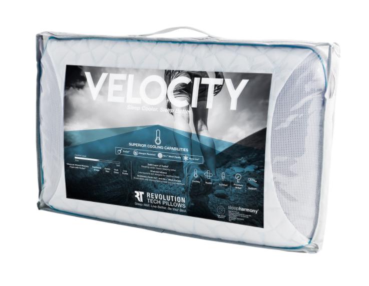 Velocity Pillow Image