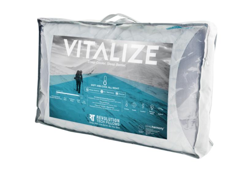 Vitalize Pillow Image