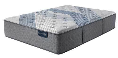 Serta iComfort Hybrid Blue Fusion 1000 Luxury Firm Image