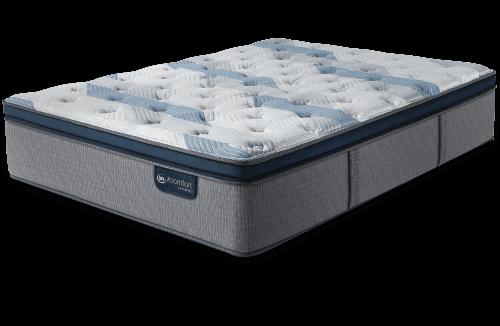 Serta iComfort Hybrid Blue Fusion 300 Plush Pillow Top Image